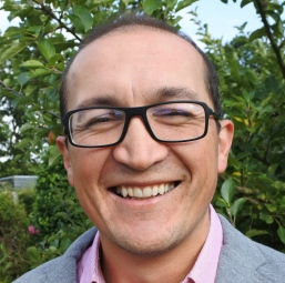Ospatti Managing Director, Juan Carlos Ospina